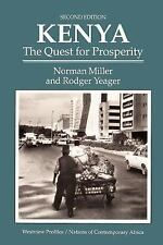 Kenya Vol. 2 : The Quest for Prosperity by Norman Miller and Rodger Yeager...