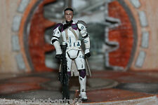 Clone Commander MACE WINDU's ATTACK BATTALION Star Wars The Saga 2006 loose