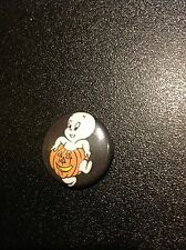 Casper The Friendly Ghost Pin Vintage Classic Cartoon Halloween Ghost
