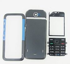 New Replacement Nokia 5310 mobile cell phone casing housing Black/Blue