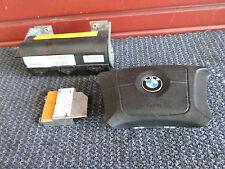 1998 BMW Z3 CONVERTIBLE  LH RH AIR BAGS W MODULE  AIR BAG SET OEM