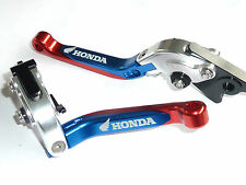 HONDA CBR500R CBR500F 2013-2016 BRAKE & CLUTCH LEVER SET EXTENDABLE FOLDING S15J