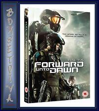 HALO 4: FORWARD UNTO DAWN **BRAND NEW DVD **