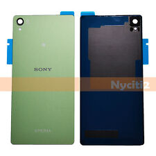 Green Housing Battery Back Door Cover Case For Sony Xperia Z3 D6033 D6643 D6653
