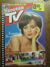 PROGRAM TV 09 (25/2/2000) IZABELLA SCORUPCO