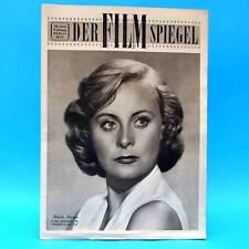 DDR Filmspiegel 24/1955 Michele Morgan Gerard Philipe Harry Hindemith G. Uhlen
