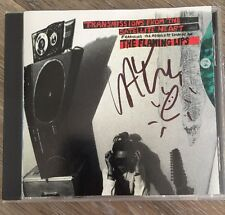 "Flaming Lips ""Transmissions From The Satellite Heart"" SIGNED CD (Yoshimi, Soft)"