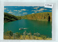 C3048ryt Australia WA Bower Bird Boat Lake Argyle Tourst Resort MV postcard