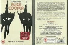 RARE / DVD - ALICE COOPER : LA BIOGRAPHIE THE STORY / NEUF EMBALLE -NEW & SEALED