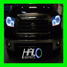 2007-2013 TOYOTA TUNDRA WHITE LED LIGHT HEADLIGHT HALO KIT by ORACLE