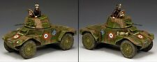 KING AND COUNTRY The Panhard 178 Armoured Car FOB111 Fields Of Battle WW2