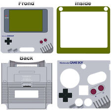Nintendo Game BoY Classic New Skin Vinyl Sticker Cover Decal for Nintendo GBA SP