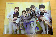 INFINITE - 4th Mini Album *Official POSTER* KPOP