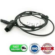 FOR PEUGEOT 407 1.6 HDI DIESEL (2004-2007) REAR ABS WHEEL SPEED SENSOR