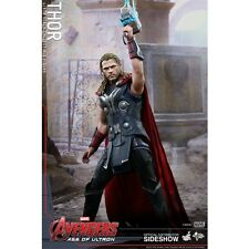 HOT TOYS SIDESHOW 1/6 THOR AVENGERS AGE OF ULTRON NUOVO BROWN BOX OFFERTA