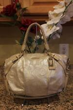 COACH MADISON EMBOSSED LEATHER SOPHIA SATCHEL #15922 BAG PURSE (PU700