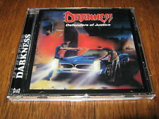 "DARKNESS ""Defenders of Justice"" CD  sodom nifelheim"