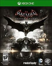 Batman: Arkham Knight (Microsoft Xbox One) - COMPLETE