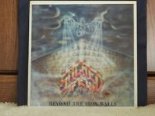 "SACRED FEW--""Beyond The Iron Walls"": SEALED 1984 heavy metal private pressing LP"