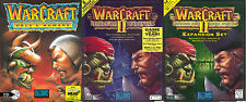WARCRAFT I, II and PORTAL w/MAP EDITOR +1Clk Windows 10 8 7 Vista XP Install