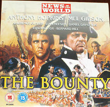 The Bounty (DVD), Anthony Hopkins, Mel Gibson, Daniel Day-Lewis, Edward Fox