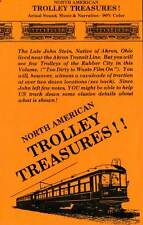 North American Trolley Treasures DVD NEW Revelation Montreal Pacific Electric