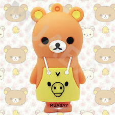 RILAKKUMA TELEFONO CARICABATTERIE Power Bank Accessorio 8600mAh UNIVERSALE GIAPPONESE CARTOON