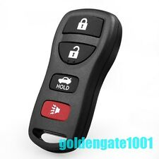 1X New Replacement Keyless Entry Remote Fob Clicker For Infiniti I35 G35 QX56 GG