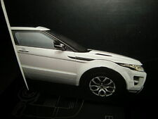 1:18 Welly GT Land Rover Range Rover Evoque 2011 grün/green OVP
