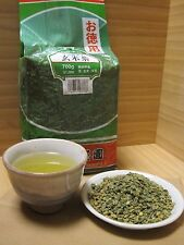 Genmaicha 700g, Tea mixed with Roasted Brown Rice & Powdered Green Tea (Matcha)