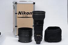 Nikon Nikkor AF-S 400mm f2.8 G ED VR Lens 400/2.8 AFS                       #724