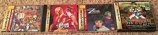 SEGA SATURN LOT Bomberman Fight, Chaos Seed, Street Fighter Zero & Gundam Z  NEW