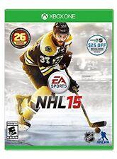 NEW - NHL 15 - Xbox One