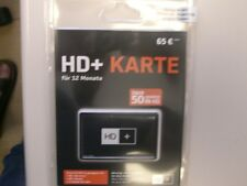 HD Plus  Karte für 12 Monate