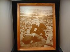 Vince Lombardi plaque 11 x 14 Green Bay Packers greatest coach of all time