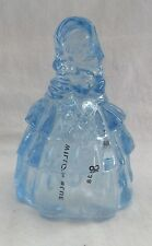 BOYD ART GLASS WILLOW BLUE LOUISE COLONIAL DOLL  FIRST 5 YEARS