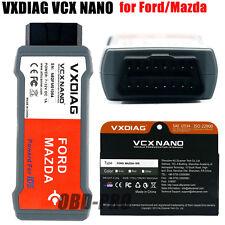 VXDIAG VCX NANO for Ford/Mazda 2 in 1 W/ IDS V100 Diagnostic Code Reader Scanner