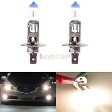 2X White H1 100W LED Halogen Car Driving Headlight Fog Light Bulbs 12V Applied