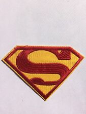 "SUPERMAN Patch -  Superhero/ Collectible / NEW 3""/  GOOD Gift! FREE Ship. USA"