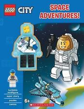 LEGO® City: Space Adventure (Activity book with figurine)