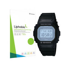 Liphobia Gshock gw-5000 Hi Clear 2PCS screen protector guard anti-fingerprint