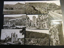 8 Postkarten Ansichtskarten Deutschland schwarz/weiß Cochem Ahr Remagen
