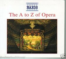 Opera A to Z Naxos Music History Illustrated Details 2000