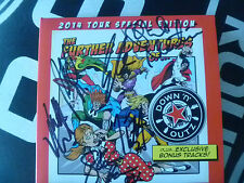 JOE ELLIOT DOWN N OUTZ FURTHER ADVENTURES OF SIGNED CD TOUR ED. DEF LEPPARD