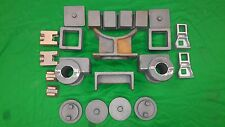 LIVE STEAM 1 1/2 INCH SCALE 0-4-0 CASTING SET
