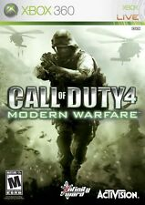 Call of Duty 4: Modern Warfare - Xbox 360 Game