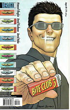 Bite Club #3 (NM)`04 Chaykin/ Tischam/ Hahn