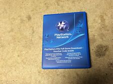 * PLAYSTATION VITA NEW EMPTY REPLACEMENT CASE NO GAME