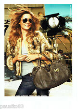 PUBLICITE ADVERTISING 066  2012  Michael Kors  colection sac  à main