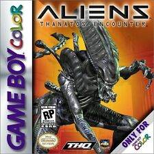 Aliens Thanatos Encounter - Game Boy Color Advance
